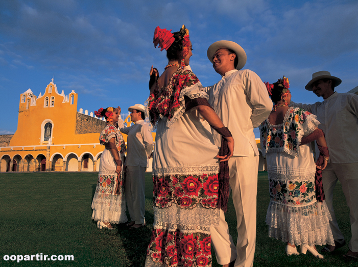 Izamal © CPT Mexique