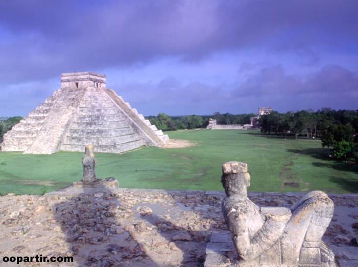 Chichen Itza  © CPT Mexique