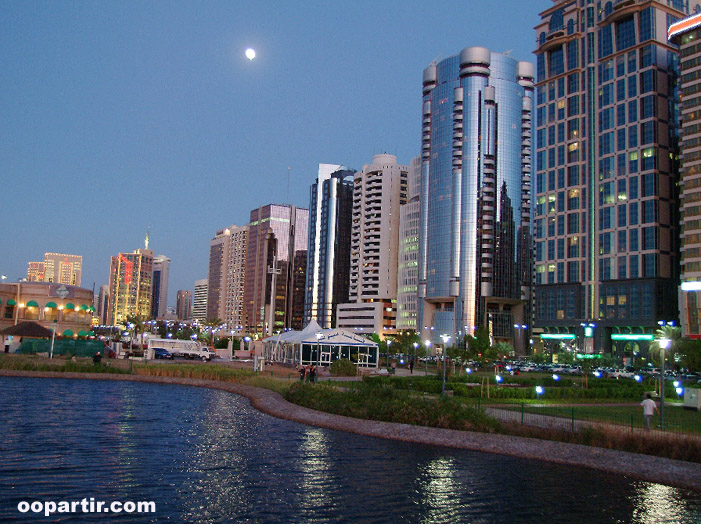 Abou Dhabi City © Abudhabi tourism Authority