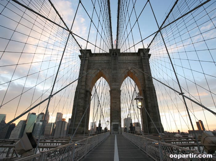 Pont de Brooklyn © Visit USA Committee