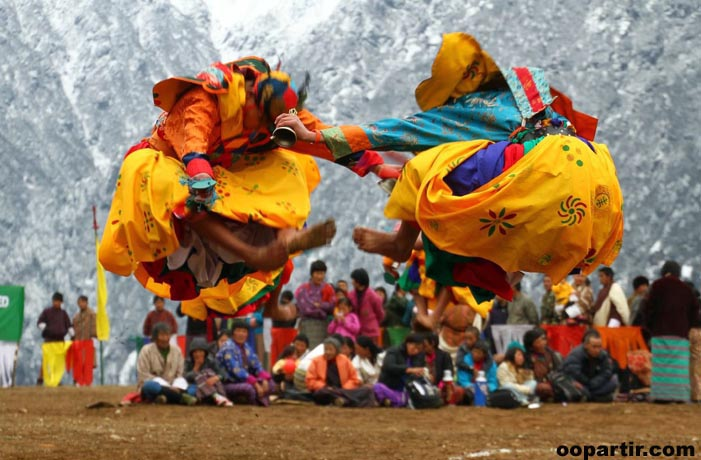laya festival © Tourism Council of Bhutan