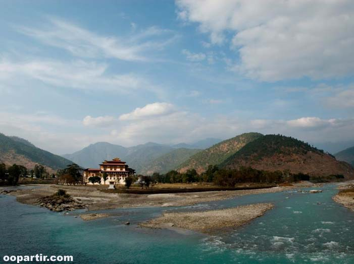 Punakha Drubchhen © Tourism Council of Bhutan
