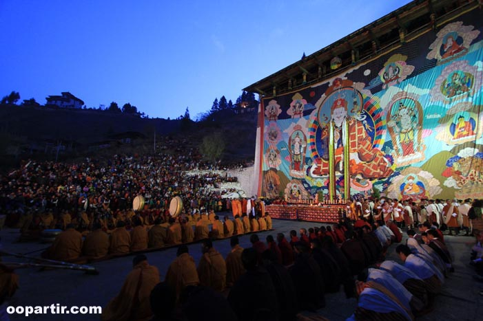 fête de Thongdrel, Paro Tsechu © Tourism Council of Bhutan