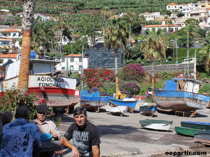 Village de Camara do Lobos © oopartir.com