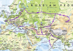 Carnet De Voyage Reportage L Asie En Camping Car En Famille