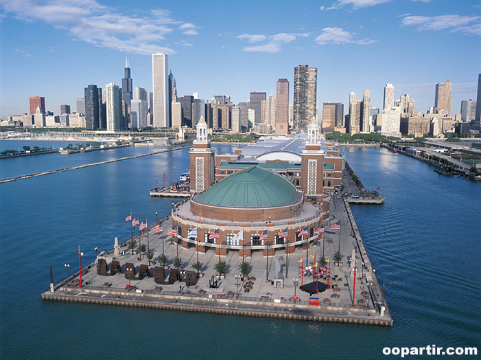 Chicago © Visit USA Committee