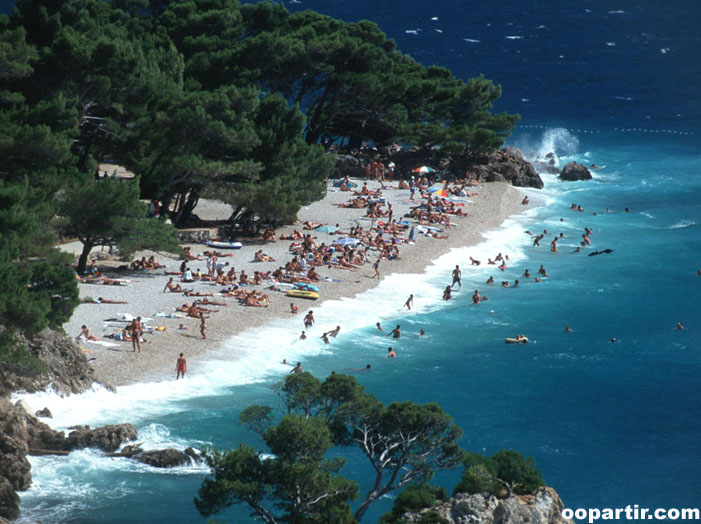 Brela  ©  Croatian National Tourist Board