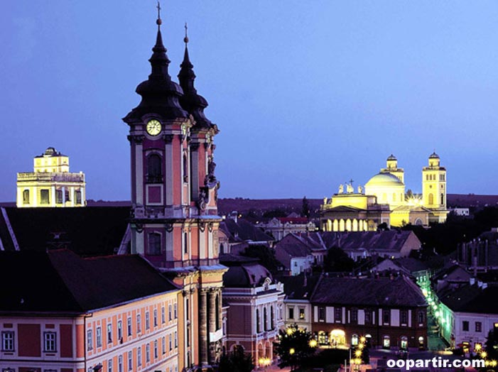 Eger © Hungarian National Tourist Office