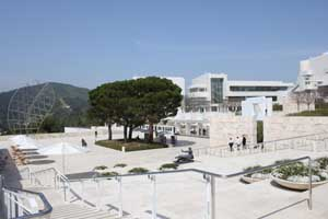 Le mus�e du Getty Center