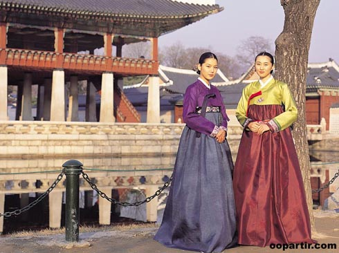 Hanbok la tenue traditionnelle