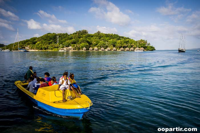 ile Ifira Port Vila © David Kirkland