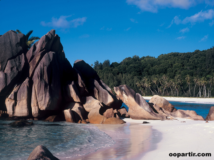 Anse Coco, La Digue  � Paul Turcotte