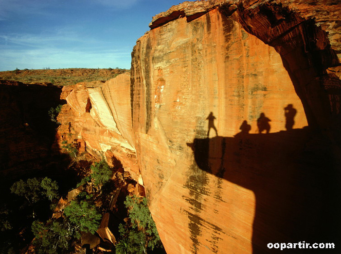 King's Canyon © Tourism Australia