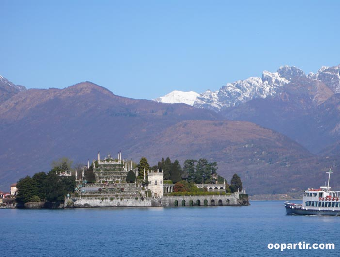 Isola  Bella, Lac Majeur  © oopartir.com