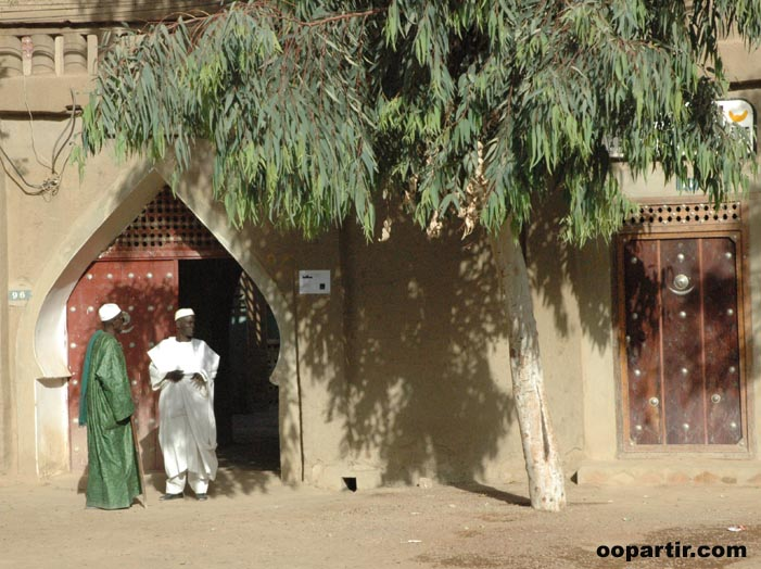 Maison de notable, Djenne © Virginie Tremsal