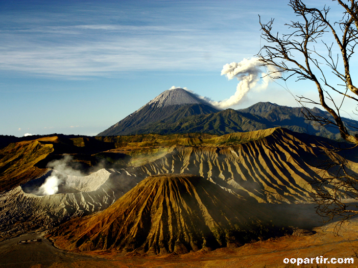 Mont Bromo, Java © Indonesia.Travel