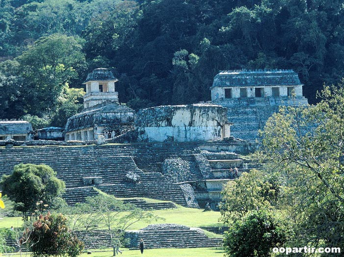 Palenque  © CPT Mexique