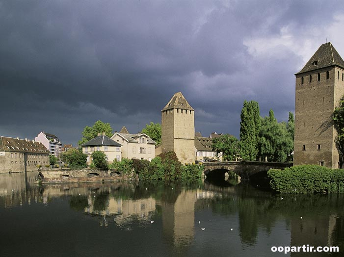 Ponts couverts, Strasbourg © Yves Noto-Campanella
