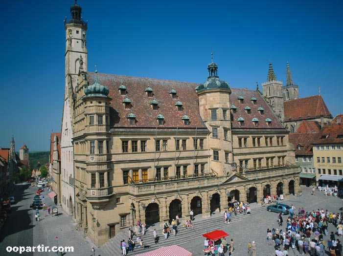 Rothenburg © DZT