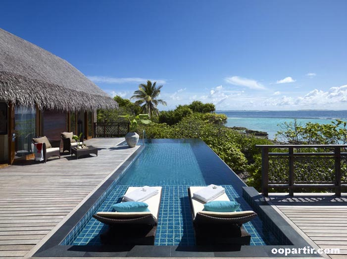 © Shangri Las Villingili Resort and Spa