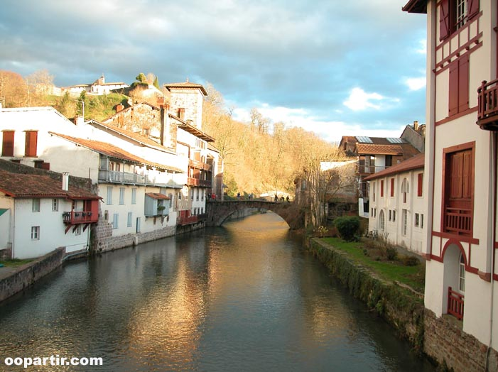 Saint-Jean Pied de Port, Pays Basque © oopartir.com