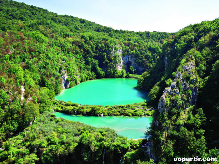 lacs de Plitvice ©  Croatian National Tourist Board