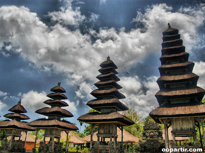 Temple balinais © Indonesia.Travel