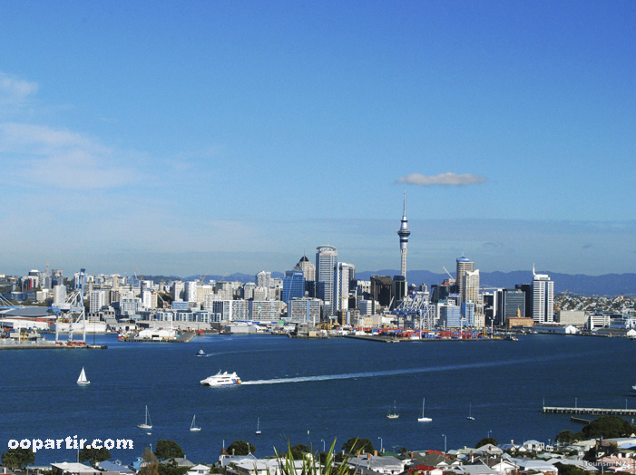 Auckland © Tourism New Zealand